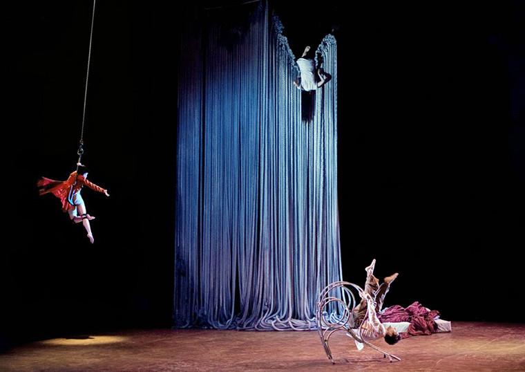 AU REVOIR PARAPLUIE, James Thiérrée, Sydney Festival 2008, @Compagnie du Hanneton