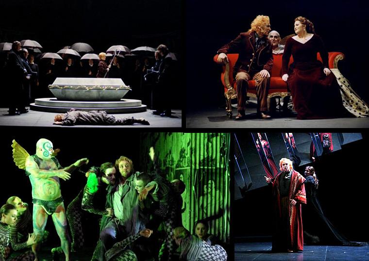 TANNHÄUSER, Opera Australia ©Branco Gaica