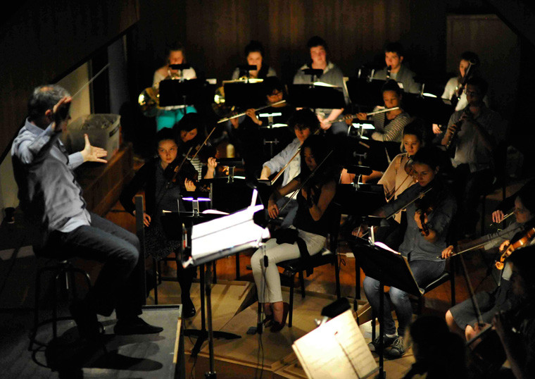 IL CAMPANELLO DI NOTTE, Sydney Conservatorium of Music ©Dom Blake