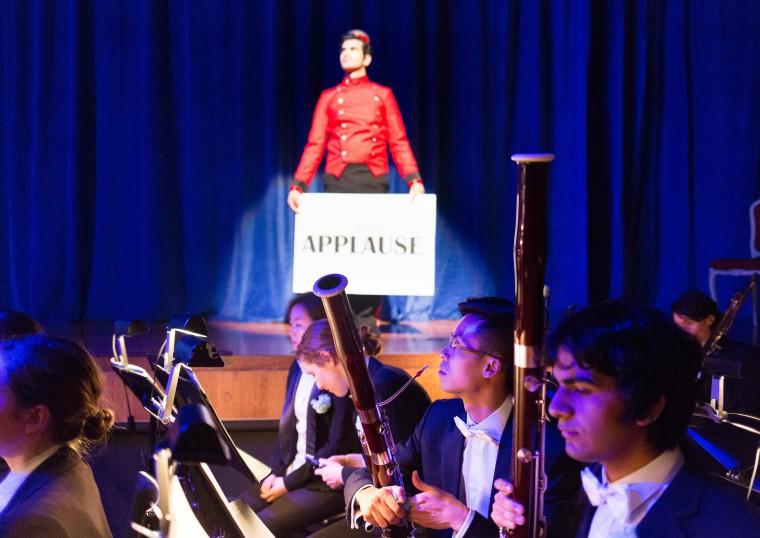 MOZART/MENOTTI LIVE RADIO OPERA, Sydney Conservatorium of Music 2014, ©Louis Dillon Savage