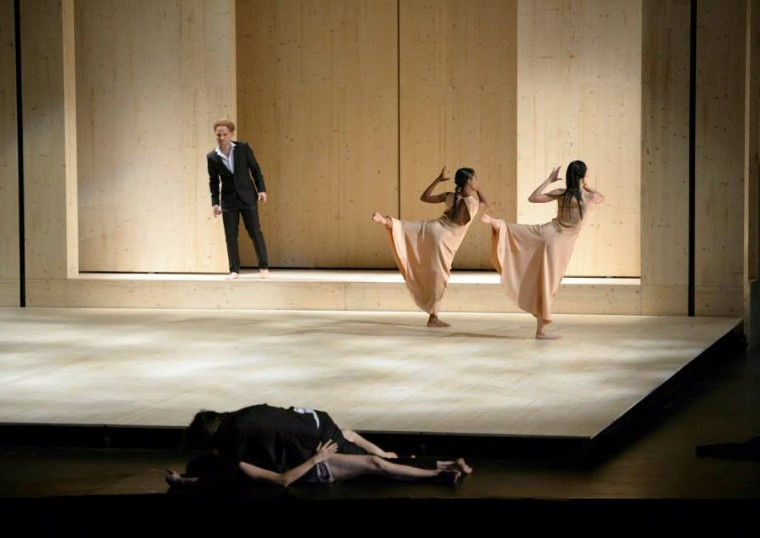 ORFEO, SASHA WALTZ & GUESTS, Dutch National Opera & Ballet ©Monika Rittershaus