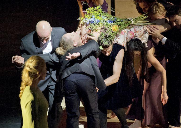 ORFEO, Sasha Waltz & Guests, Dutch National Opera ©Monika Rittershaus