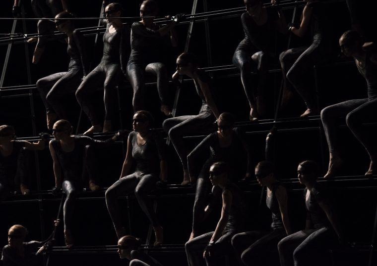 PROJECT FAUST, Louisville Ballet & Kentucky Opera USA ©Sam English