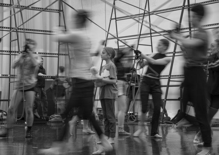 PROJECT FAUST, Louisville Ballet & Kentucky Opera USA, Rehearsals 2018 ©Sam English