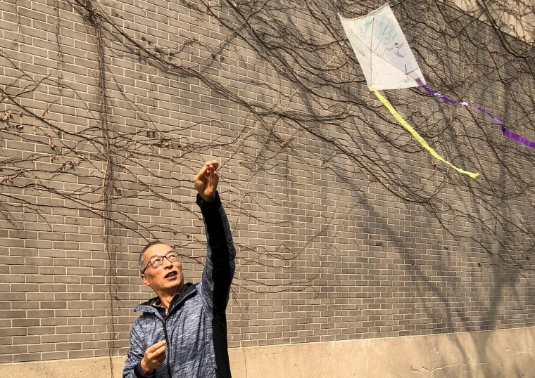 THE USEFULNESS OF ART 'The Kites of Tainjin' ©Adam Simmons