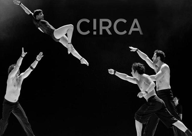 CIRCA by C!RCA Contemporary Circus ©C!RCA
