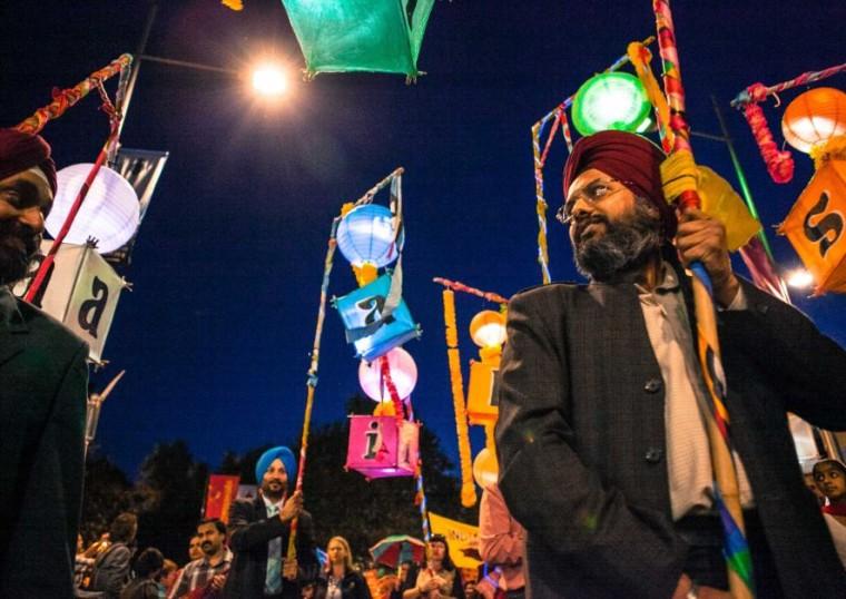 Parramasala Parade 2013, photo Cynthia Sciberras