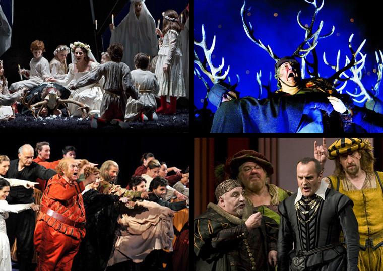 FALSTAFF, Gran Teatre del Liceu de Barcelona ©Welsh National Opera