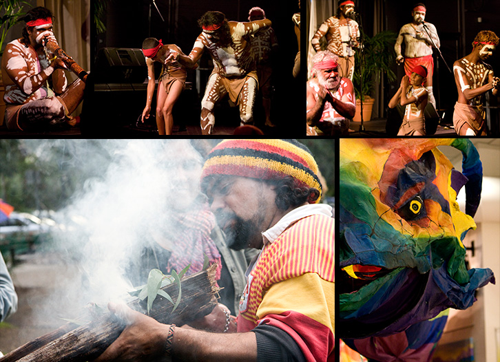 GURINGAI STAR DREAMING ©Glen Street Theatre
