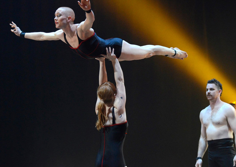 WUNDERKAMMER, C!RCA Contemporary Circus, Festival Pisteurs d'Etoiles France ©David Froemter