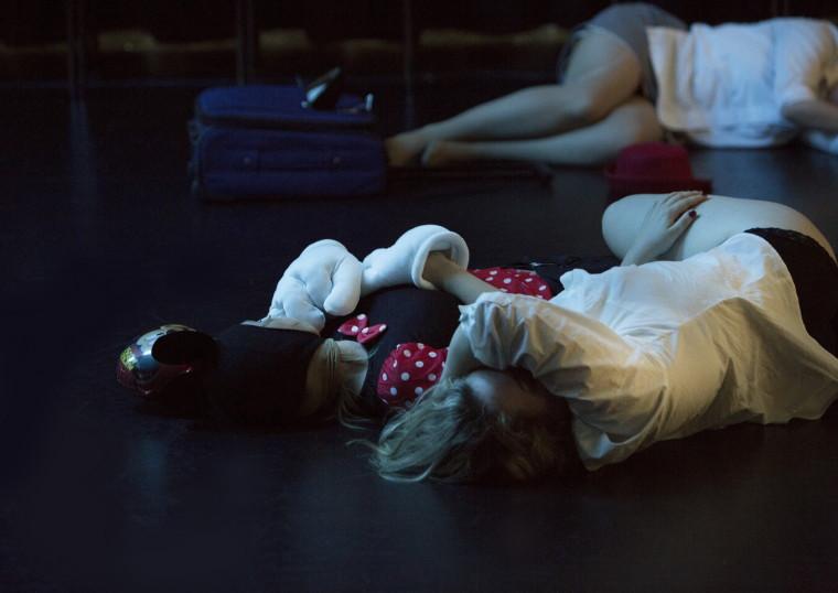 A MIDSUMMER NIGHT'S DREAM, Sydney Theatre School ©Tony Palliser